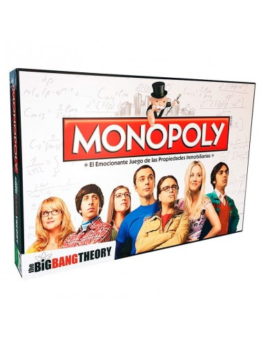 Monopoly The Big Bang Theory - Imagen 1