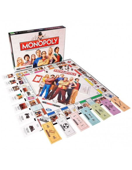 Monopoly The Big Bang Theory - Imagen 2