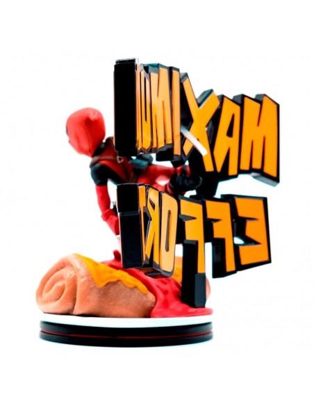 Figura diorama Maximo Esfuerzo Deadpool Marvel 14cm - Imagen 2