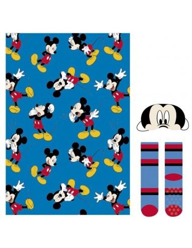 Set regalo invierno de Mickey Mouse