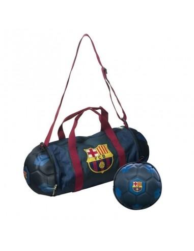 Bolsa deporte plegable F.C .Barcelona