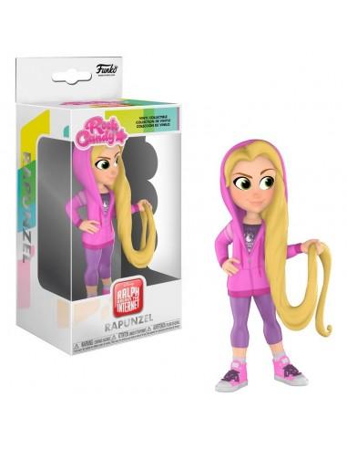 Figura Rock Candy Disney Comfy Princesses Rapunzel - Imagen 1