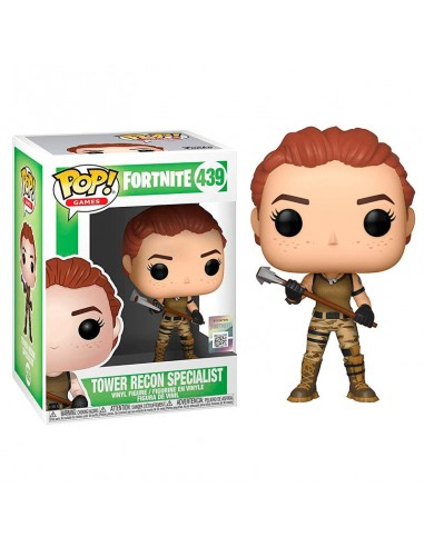 Figura Funko POP! Fortnite Tower Recon Specialist