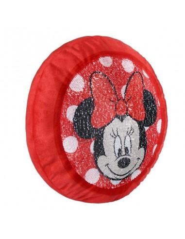 Cojín con lentejuelas de Minnie Mouse