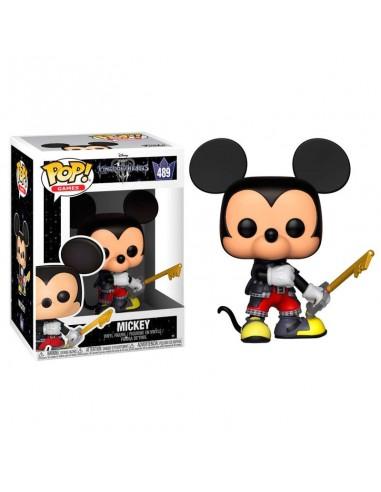 Figura Funko POP Mickey Mouse Kingdom Hearts 3