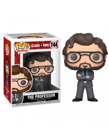 Figura POP La Casa de Papel El Profesor - Imagen 1