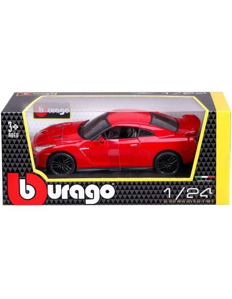 Nissan Gt-R Réplica Burago