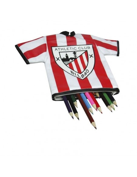 Estuche portatodo camiseta Athletic Club de Bilbao