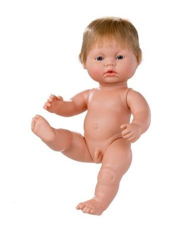Muñecas Berjuan Newborn Muñeco Europeo