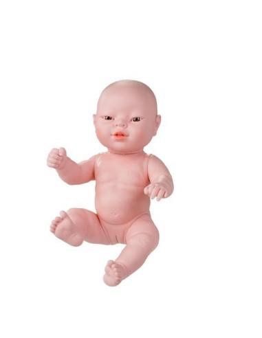 Muñecas Berjuan Newborn Bebe Niña Asiática