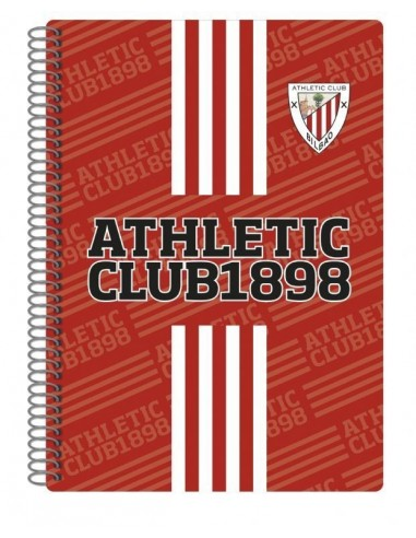 Cuaderno grande del Athletic Club Bilbao