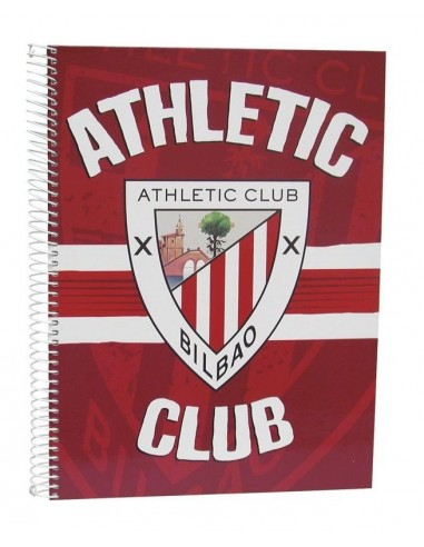 Cuaderno mediano a5 Athletic Club De Bilbao
