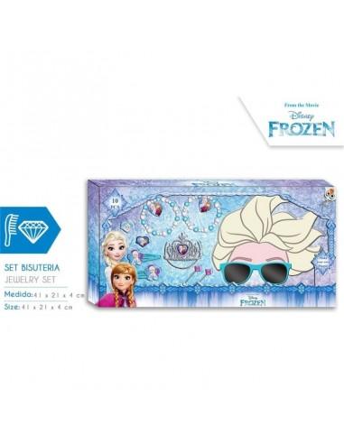 Set gafas 3d y accesorios de Frozen