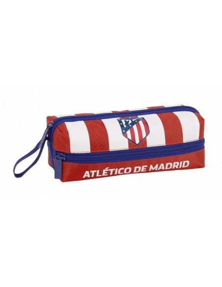 Estuche portatodo triple del Atletico De Madrid