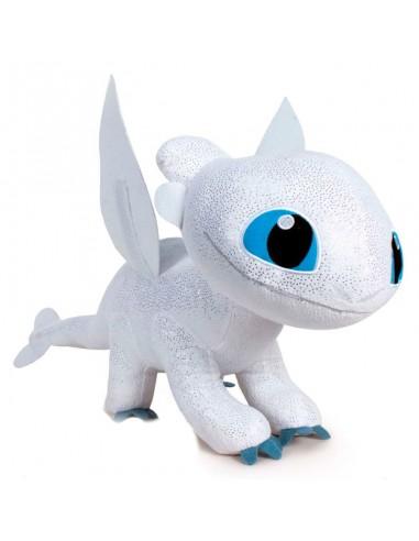 Peluche Furia Luminosa Como Entrenar a tu Dragon