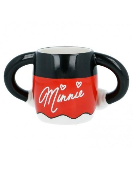 Taza 3D de Minnie Mouse Disney