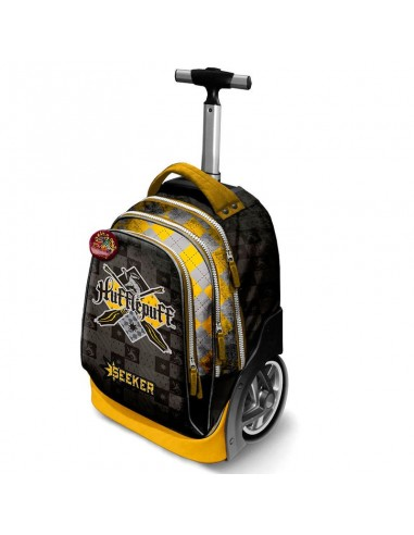 Mochila carro Harry Potter Quidditch Hufflepuff