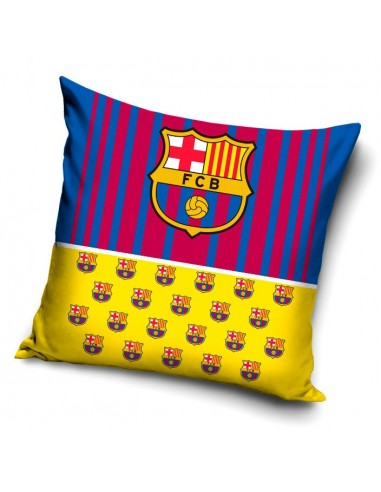 Cojín oficial F.C Barcelona 40 cm.