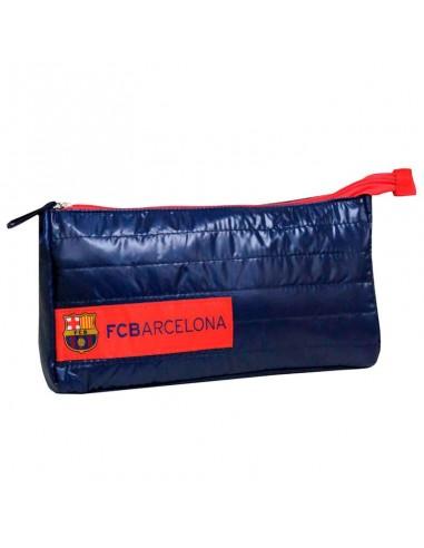 Estuche Portatodo grande del F.C Barcelona.