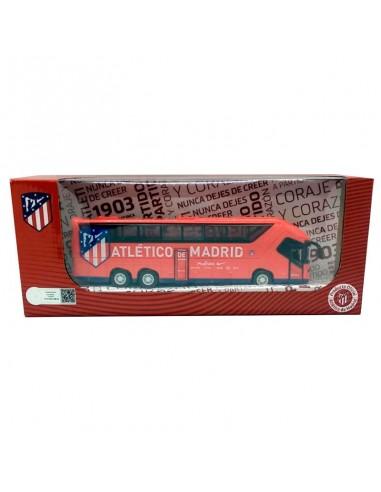 Réplica Oficial Autobús del Atlético de Madrid