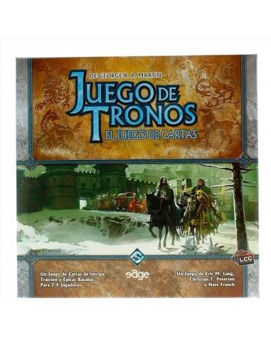 Juego cartas Juego de Tronos - Imagen 1