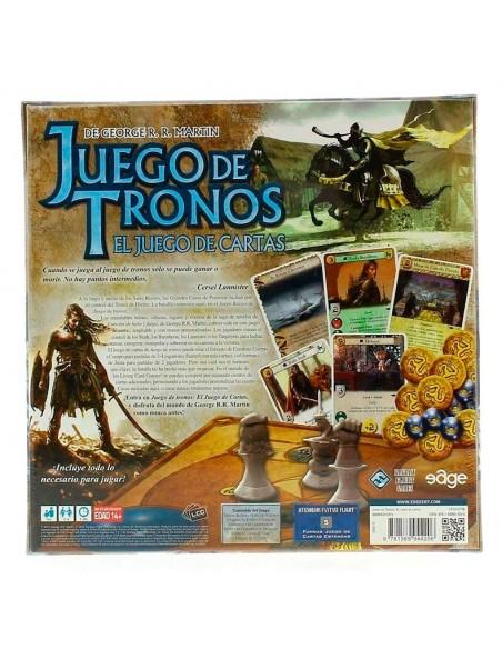 Juego cartas Juego de Tronos - Imagen 2