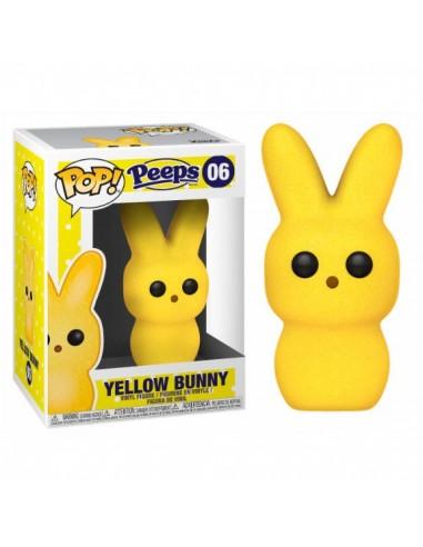 Figura POP Peeps Bunny Yellow - Imagen 1