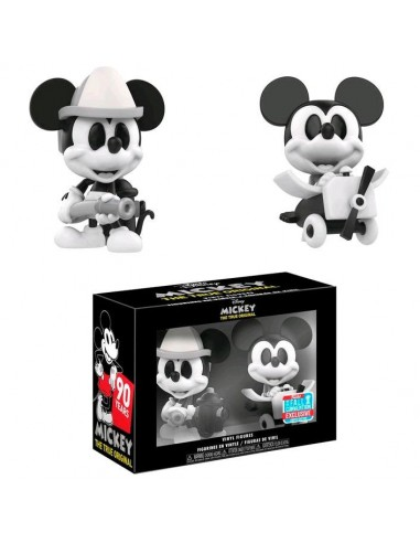 Comprar Figuras Minnie y Mickey Disney Black & White
