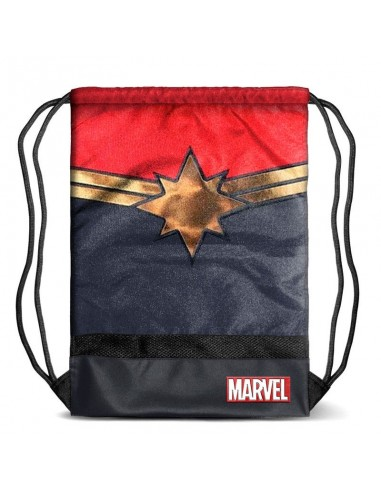 Saco Capitana Marvel 48cm - Imagen 1