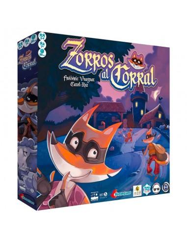 Juego Zorros al Corral - Imagen 1