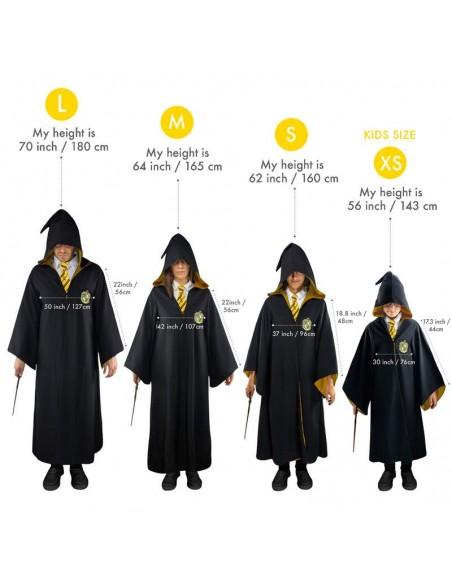 Tunica Hufflepuff Harry Potter - Imagen 2