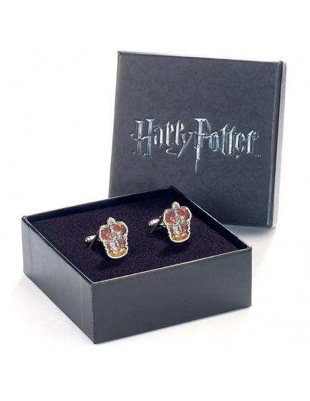 Gemelos Gryffindor Crest Harry Potter - Imagen 2