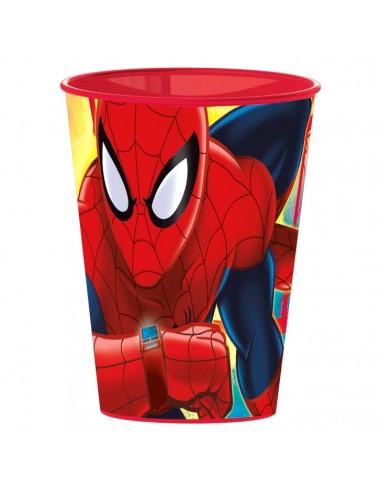 Vaso Spiderman Marvel 260ml - Imagen 1