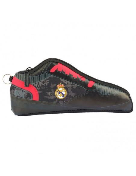 Portatodo zapatilla Real Madrid Black - Imagen 1