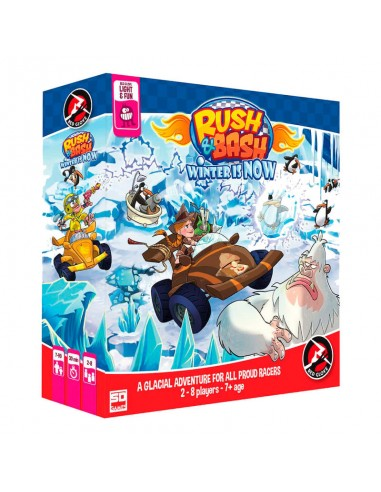 Juego Rush & Bash Winter is Now - Imagen 1