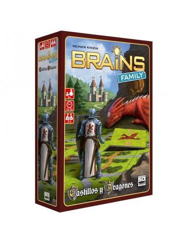 Juego BRAINS castillos y dragones - Imagen 1