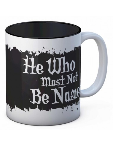 Taza He Who Must Be Named Harry Potter - Imagen 1