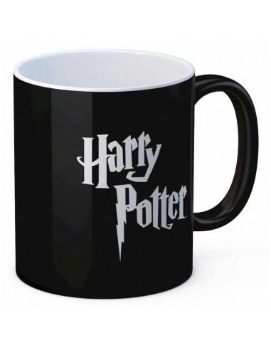 Taza logo Harry Potter - Imagen 1