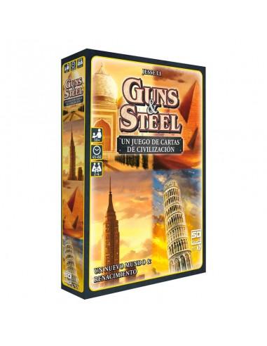 Juego de Mesa Guns & Steel.