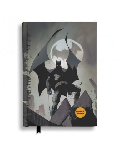 Diario luz Batman Batseñal DC Comics - Imagen 1