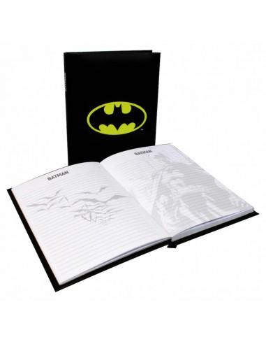 Diario luz logo Batman DC Comics - Imagen 1