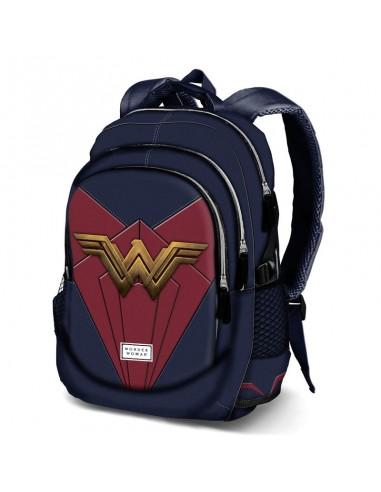Mochila Premium de Wonder Woman DC Comics 44 cm.