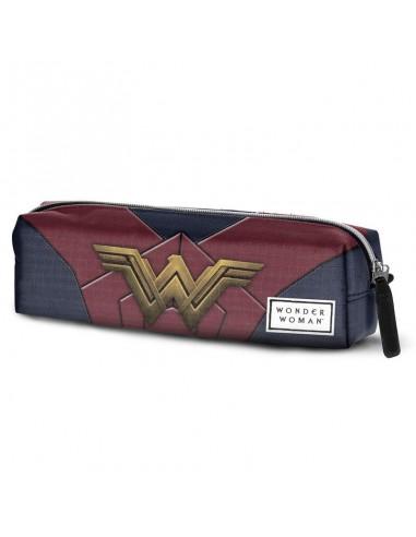 Estuche Portatodo de Wonder Woman DC Comics.