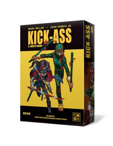 Juego de mesa Kick Ass.