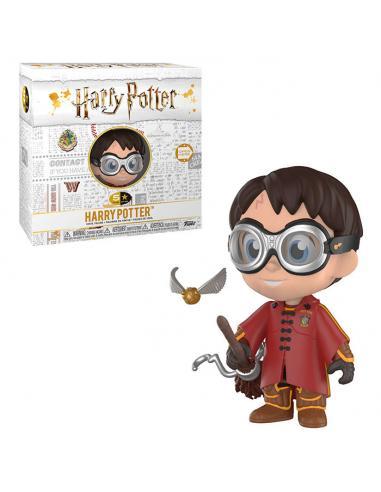 Figura Funko 5 Star Harry Potter Quidditch