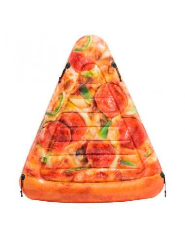 Colchoneta Playa con forma de Pizza