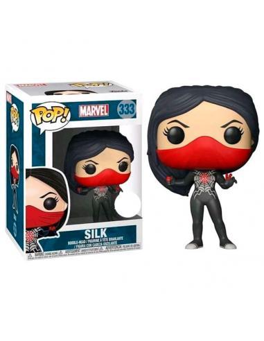 Figura Funko POP! Silk de Marvel