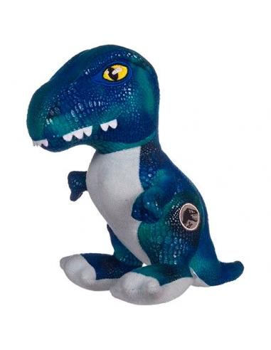 Peluche Dinosaurio Raptor de Jurassic World
