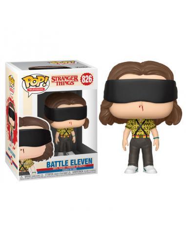 Figura POP Stranger Things 3 Battle Eleven - Imagen 1