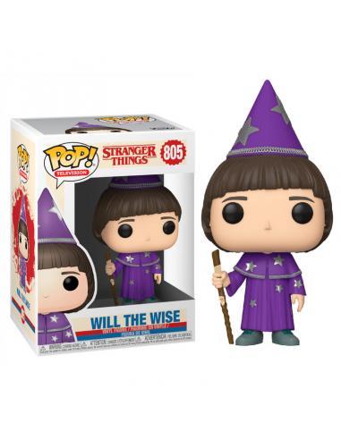 Figura POP Stranger Things 3 Will the Wise - Imagen 1